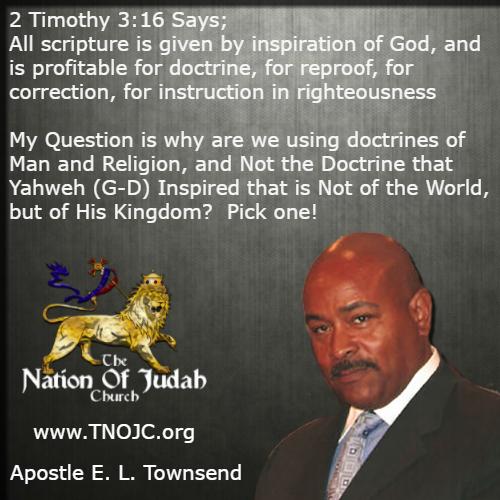 2nn Timothy TNOJC