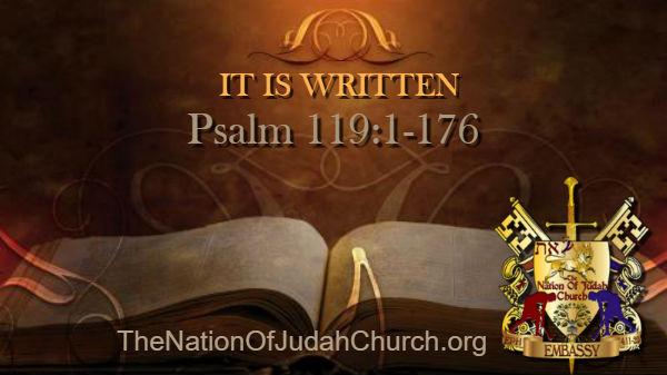 Psalm 119:1-176