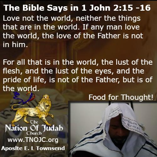 1 John 2-17-17 TNOJC