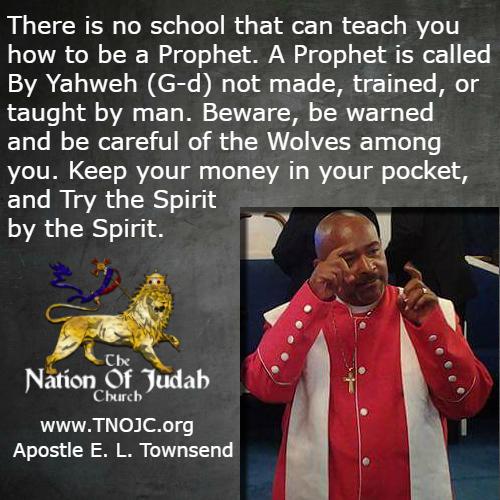 Prophet TNOJC