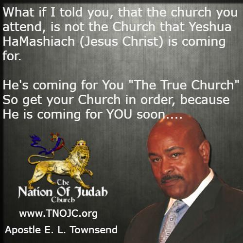 The True Church TNOJC