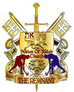 The Nation of Judah THE REMNANT Crest 2020-150